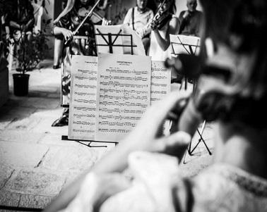 GRAZIE D'AMORE – Anteprima Oramala Castle Festival 2015