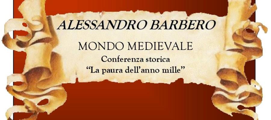 Alessandro Barbero – conferenza storica